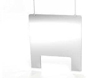 Hanging Safety Shield 1 - A