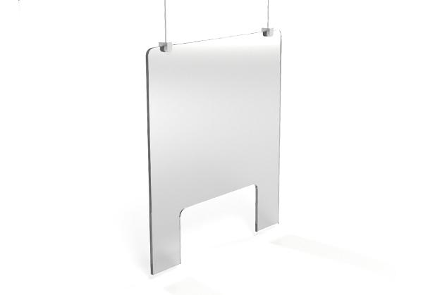 Hanging Safety Shield 1 - B
